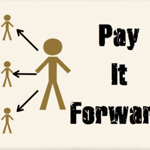 Pay It Forward Scheme